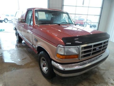Pre-Owned 1994 Ford F-150 117 WB  Pickup