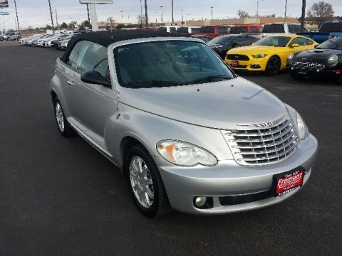 Pre-Owned 2006 Chrysler PT Cruiser 2dr Convertible Touring FWD Convertible