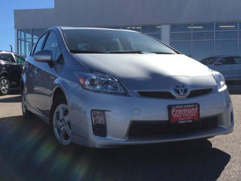 Pre-Owned 2011 Toyota Prius 5dr HB III (Natl) FWD 4dr Car