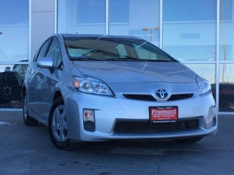 Pre-Owned 2010 Toyota Prius 5dr HB II (Natl) FWD 4dr Car