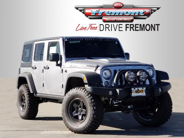 New 2018 Jeep Wrangler Unlimited AEV JK350 Rubicon 4x4