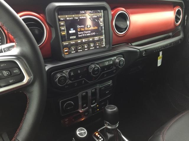New 2019 Jeep Wrangler Rubicon With Navigation & 4WD