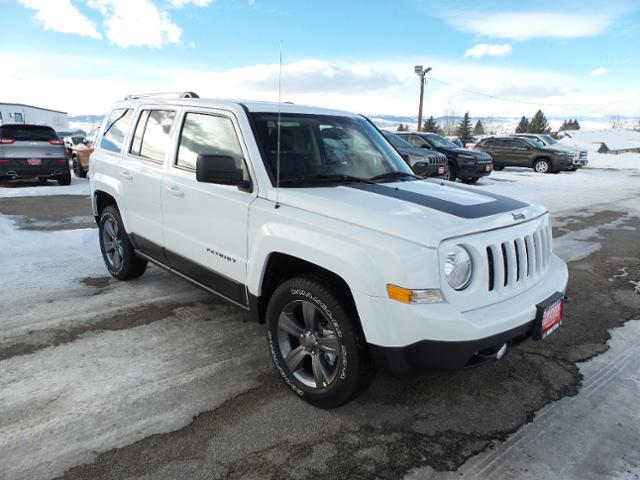 New 2016 Jeep Patriot 4wd 4dr Sport Se Sport Utility In