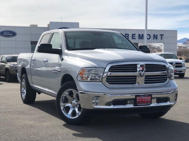 Certified Pre-Owned 2018 Ram 1500 Big Horn 4x4 Crew Cab 5'7 Box