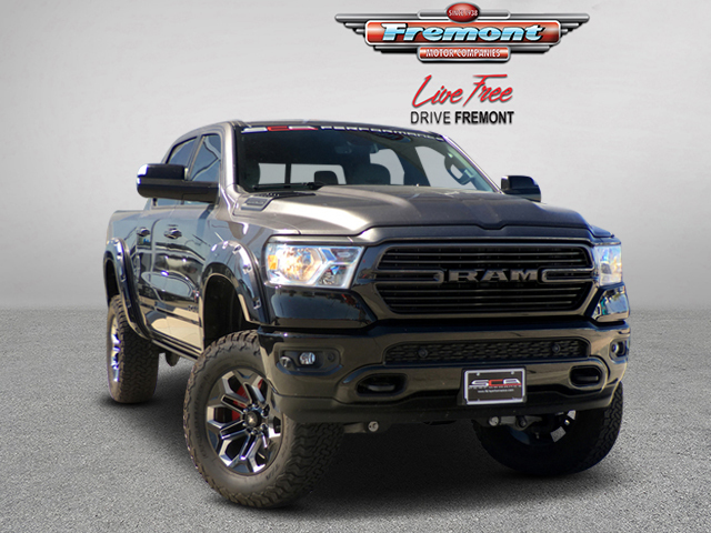 New 2019 Ram All-New 1500 Big Horn/Lone Star SCA Performance Black Widow