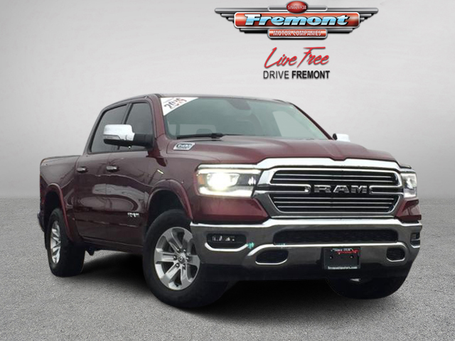 Certified Pre-Owned 2019 Ram 1500 Laramie 4x4 Crew Cab 5'7 Box