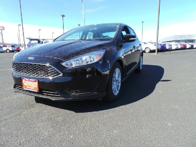 New 2016 Ford Focus 4dr Sdn Se 4dr Car In Scottsbluff