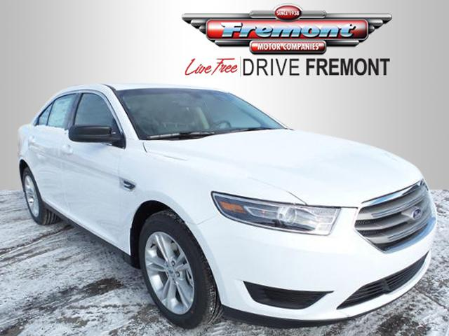 New 2019 Ford Taurus SE FWD