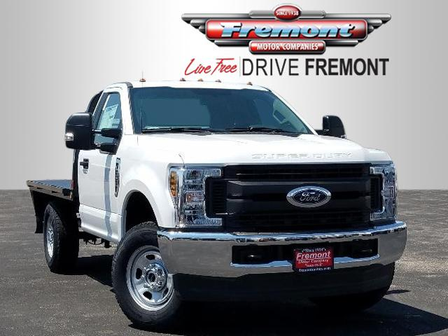 New 2018 Ford Super Duty F-350 SRW XL 4WD Reg Cab 145 WB 60 CA