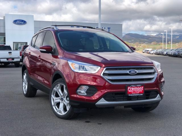 Ford Escape Titanium >> New 2019 Ford Escape Titanium 4wd With Navigation 4wd