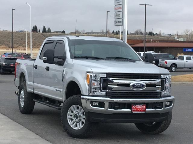 Certified Pre-Owned 2017 Ford Super Duty F-250 Pickup XLT