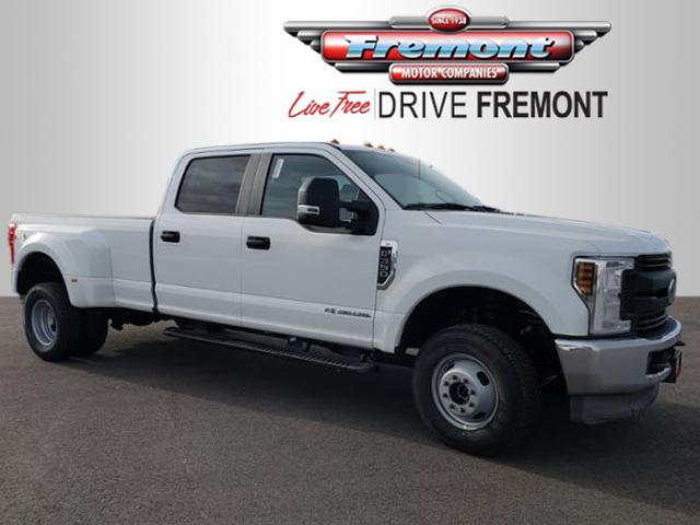 New 2019 Ford Super Duty F-350 DRW XL 4WD Crew Cab 8' Box