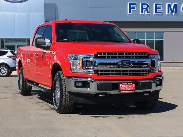 New 2018 Ford F-150 XLT 4WD SuperCrew 6.5' Box
