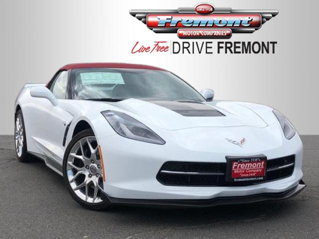 New 2017 Chevrolet Corvette 2dr Stingray Z51 Conv W 3lt