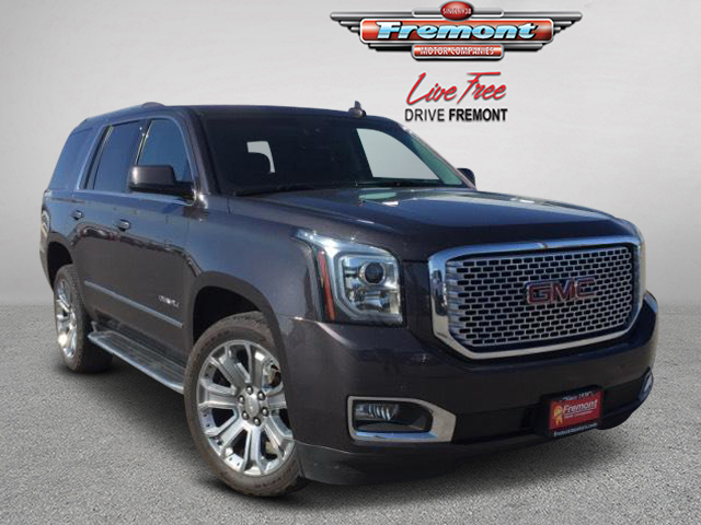 Certified Pre-Owned 2016 GMC Yukon Denali Denali