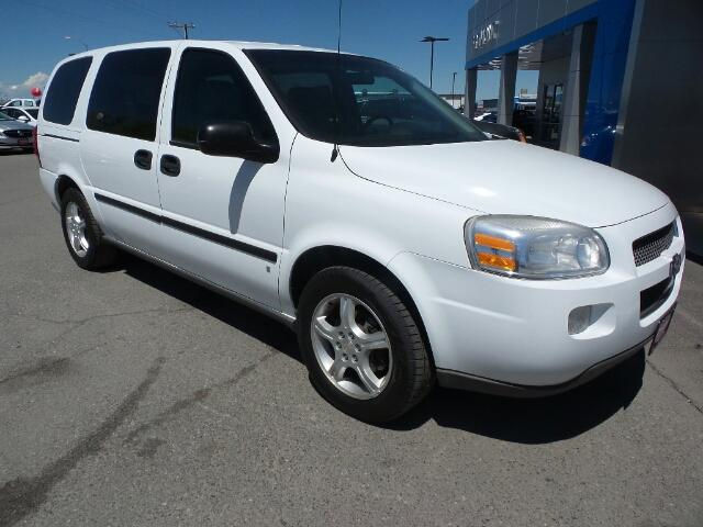 Pre-Owned 2007 Chevrolet Uplander 4dr Ext WB LS