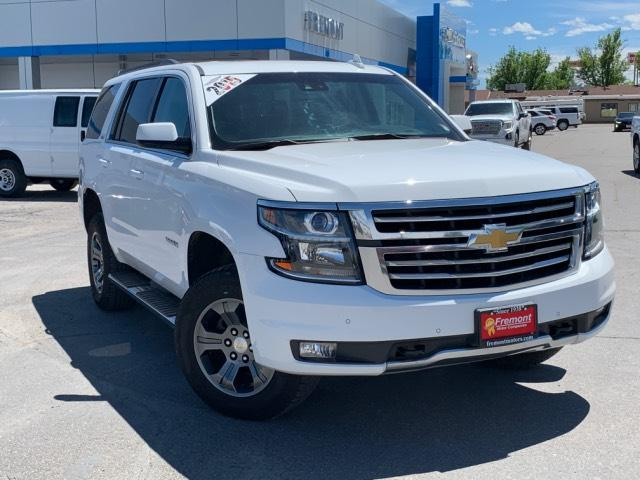 Certified Pre-Owned 2015 Chevrolet Tahoe 4WD 4dr LT