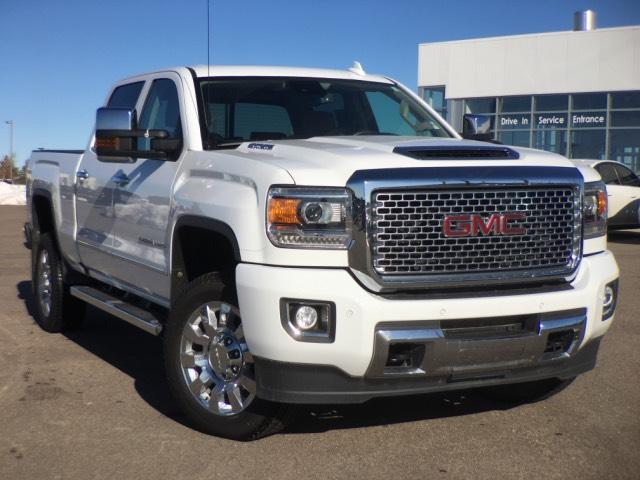 Certified Pre-Owned 2017 GMC Sierra 2500HD 4WD Crew Cab 153.7 Denali