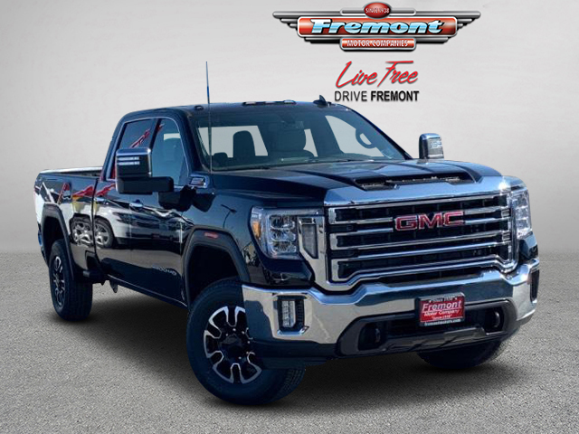 New 2020 GMC Sierra 2500HD 4WD Crew Cab 172 SLT