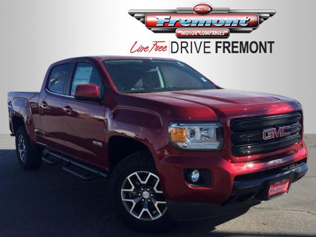 New 2019 GMC Canyon 4WD Crew Cab 140.5 All Terrain w/C