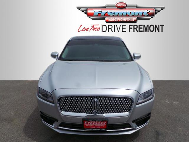 New 2017 Lincoln Continental Reserve AWD