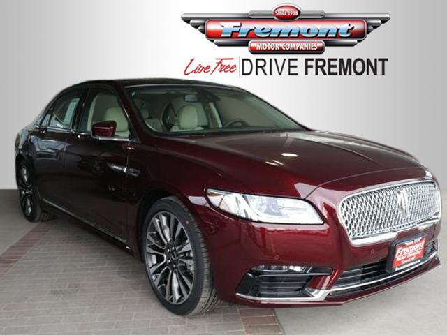 New 2019 Lincoln Continental Select AWD