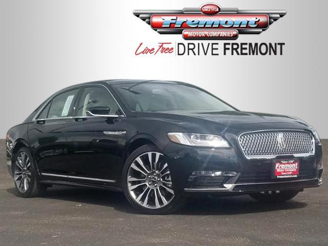 New 2018 Lincoln Continental Select AWD
