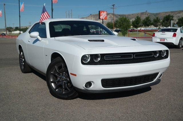 2018 Dodge Challenger >> New 2018 Dodge Challenger Gt With Navigation Awd