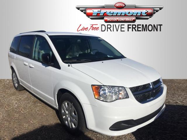 New 2018 Dodge Grand Caravan SE Wagon FWD Mini-van, Passenger