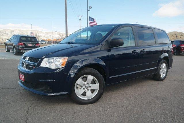 Pre-Owned 2013 Dodge Grand Caravan 4dr Wgn SE