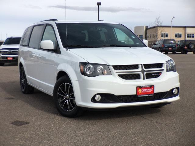 Certified Pre-Owned 2018 Dodge Grand Caravan GT Wagon