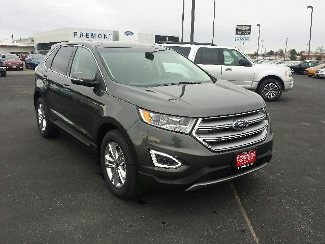 New 2017 Ford Edge 10f7136 Fremont Motor Company