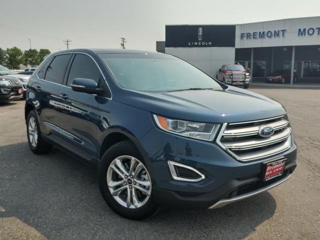 Certified Pre Owned  Ford Edge Dr Sel Awd