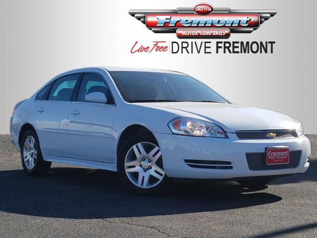 Pre-Owned 2016 Chevrolet Impala Limited 4dr Sdn LT