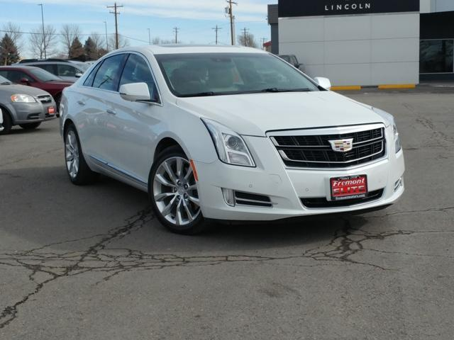 Certified Pre Owned 2016 Cadillac Xts 4dr Sdn Luxury Collection Awd