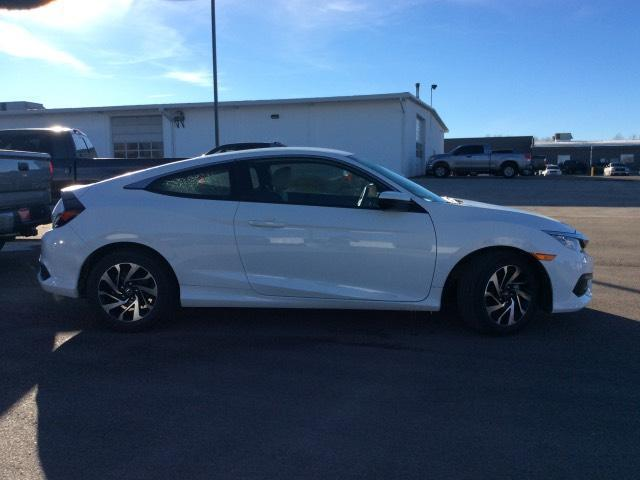 Certified Pre Owned 2017 Honda Civic Coupe Lx