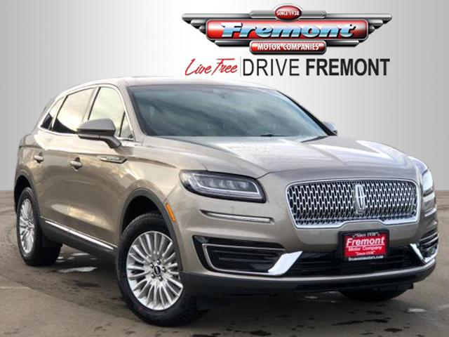 New 2019 Lincoln Nautilus Standard FWD