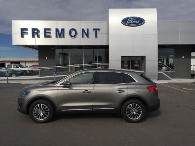 New 2017 Lincoln Mkx 10l7013 Fremont Motor Company