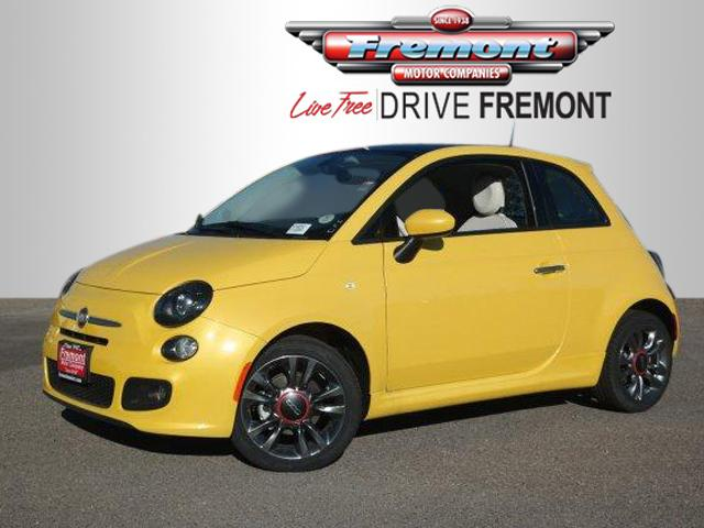 New 2017 FIAT 500 Pop Hatch