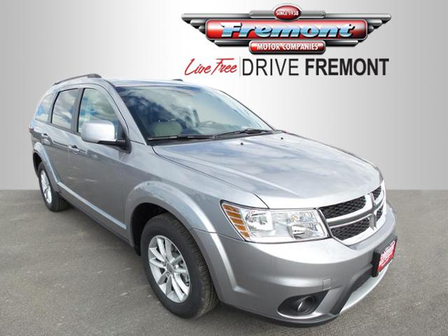 New 2017 Dodge Journey SXT AWD