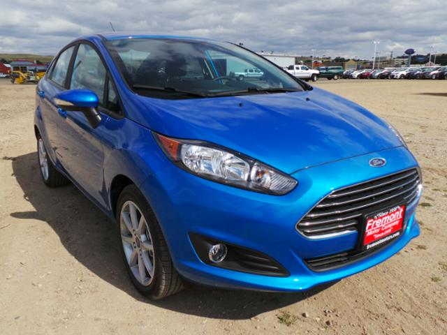 New 2016 Ford Fiesta 4dr Sdn SE