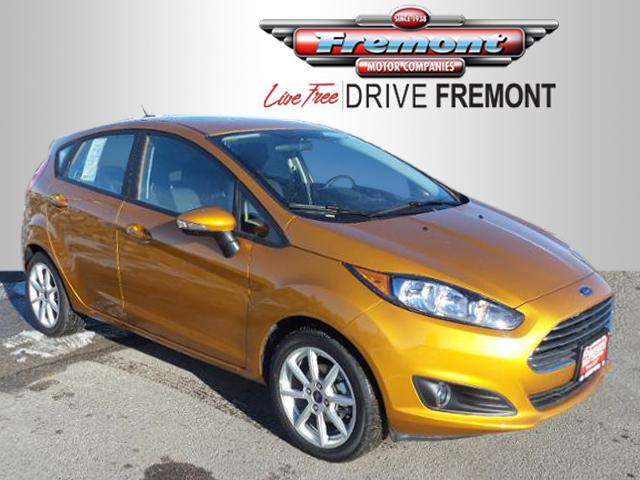 New 2016 Ford Fiesta 5dr HB SE