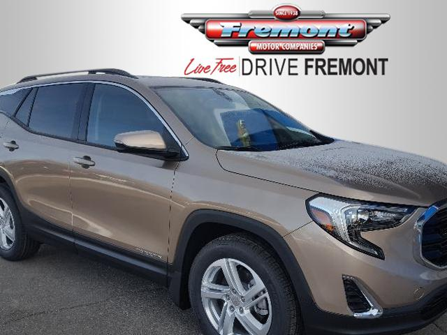 New 2018 GMC Terrain AWD 4dr SLE