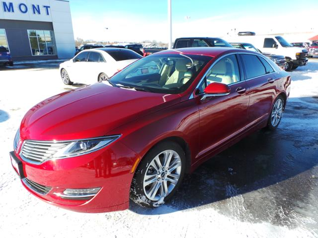 Certified Pre-Owned 2014 Lincoln MKZ 4dr Sdn Hybrid FWD