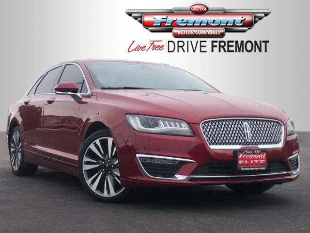 Certified Pre-Owned 2017 Lincoln MKZ Reserve AWD