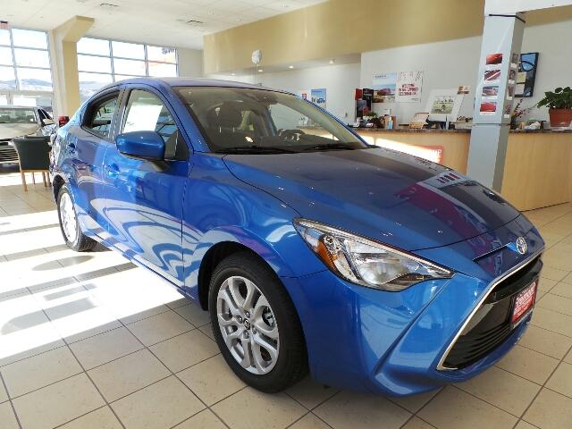 New 2017 Toyota Yaris iA Automatic (Natl)