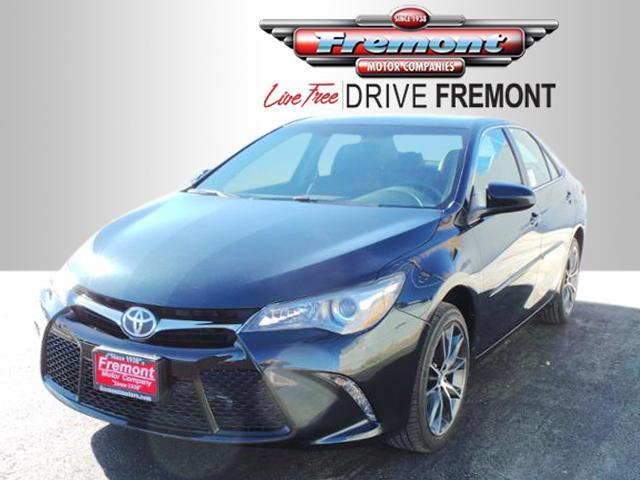 New 2017 Toyota Camry 14t17041 Fremont Motor Company