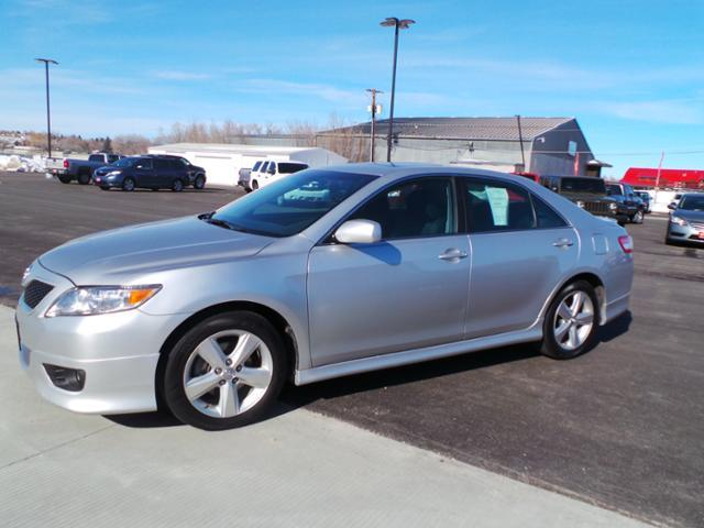 Pre-Owned 2011 Toyota Camry 4dr Sdn I4 Auto SE (Natl)