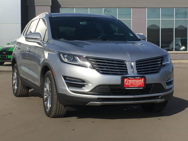 New 2017 Lincoln MKC Select AWD
