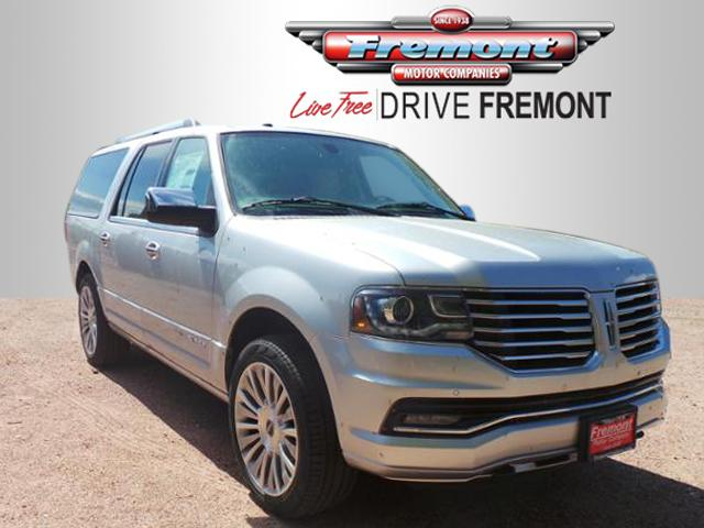 New 2017 Lincoln Navigator L 10l7001 Fremont Motor Company